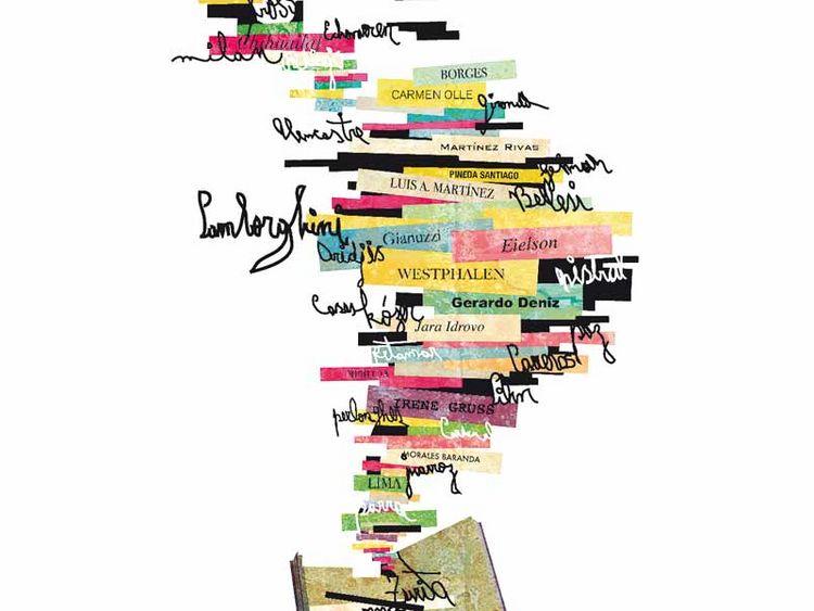 Resultado de imagen para poesia latinoamericana